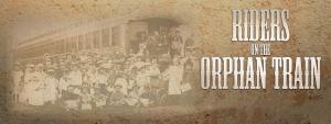 OG - Riders on Orphan Train banner