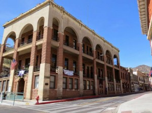 Copper Queen Library Bisbee - 400x230