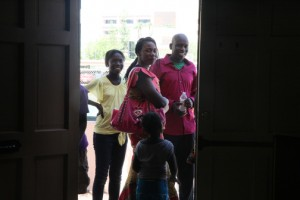 PG - Lost Boys Found family at door