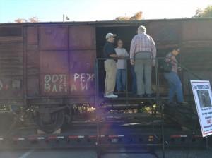PG - EVJCC Holocaust Railcar - 400x230