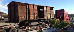 PG - EVJCC Holocaust Railcar photo1 - web