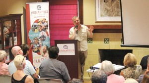 Robert Isenberg Author + Talk, June 2016