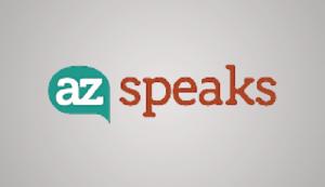 AZ Speaks program general image