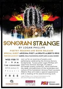 Sonoran Strange