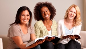 female veterans book group 400x230