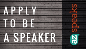 apply to be a speaker