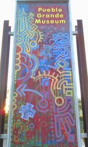 Pueblo Grande sign
