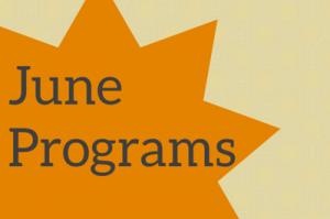 June programs 400x265