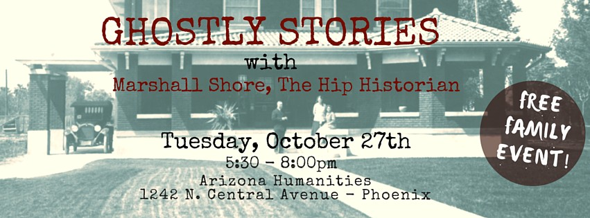 Ghostly Stories with Marshall Shore