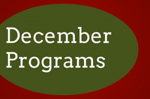 December programs