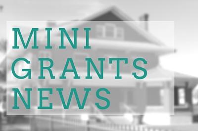 mini grants award