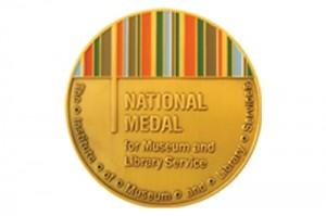 IMLS museum libraries medal 400x265