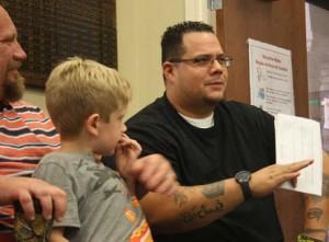 FRANK Talk at City of Maricopa Public Library Photo by Raquel Hendrickson